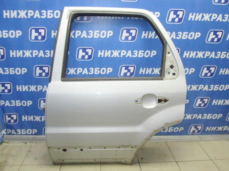 Дверь Ford Maverick КРОССОВЕР 2.0 (YF) ZETEC 2003 задняя левая (б/у)