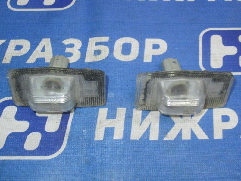 Фонарь подсветки номера Ford Maverick КРОССОВЕР 2.0 (YF) ZETEC 2003 (б/у)