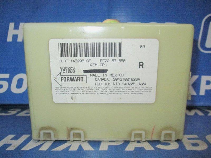 Блок комфорта Ford Maverick КРОССОВЕР 2.0 (YF) ZETEC 2003 (б/у)