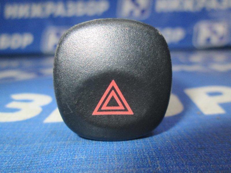 Кнопка аварийной сигнализации Ford Maverick КРОССОВЕР 2.0 (YF) ZETEC 2003 (б/у)