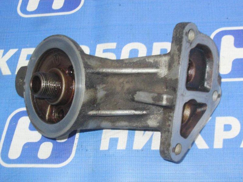 Кронштейн масляного фильтра Ford Focus 1 СЕДАН 1.6 (CDDA) DURATEC ROCAM 2004 (б/у)