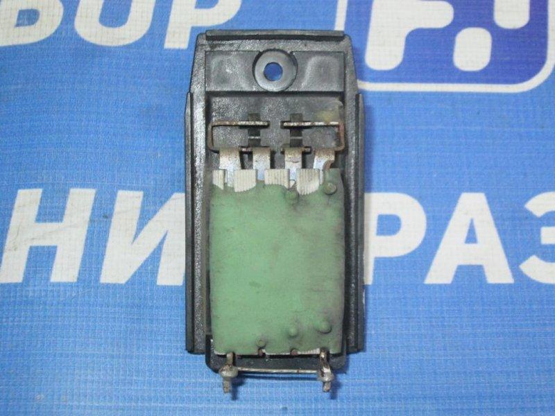Резистор отопителя Ford Focus 1 СЕДАН 1.6 (CDDA) DURATEC ROCAM 2004 (б/у)