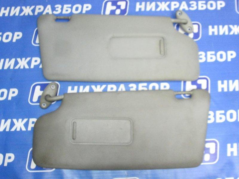 Козырек солнцезащитный Ford Focus 1 СЕДАН 1.6 (CDDA) DURATEC ROCAM 2004 (б/у)