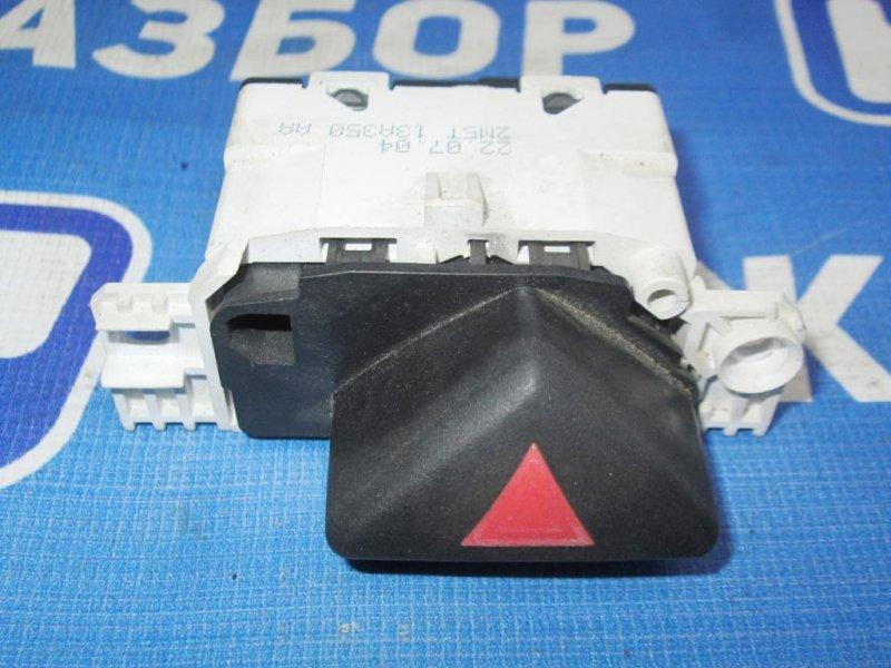 Кнопка аварийной сигнализации Ford Focus 1 СЕДАН 1.6 (CDDA) DURATEC ROCAM 2004 (б/у)