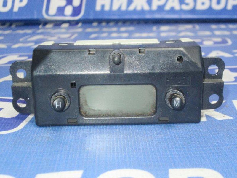 Часы Ford Focus 1 СЕДАН 1.6 (CDDA) DURATEC ROCAM 2004 (б/у)