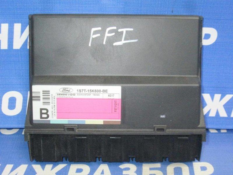 Блок комфорта Ford Focus 1 СЕДАН 1.6 (CDDA) DURATEC ROCAM 2004 (б/у)
