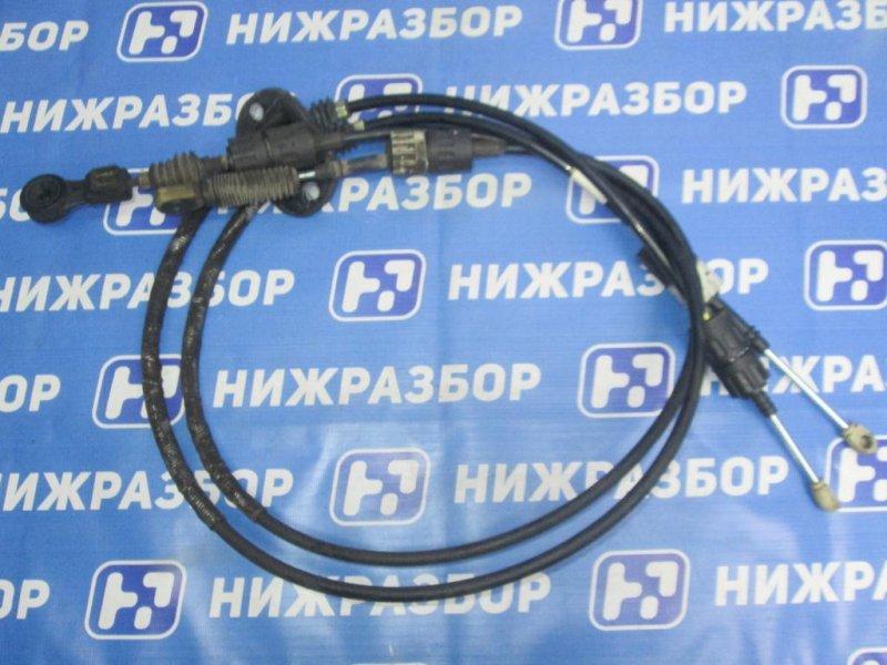 Трос мкпп Ford Focus 1 СЕДАН 1.6 (CDDA) DURATEC ROCAM 2004 (б/у)