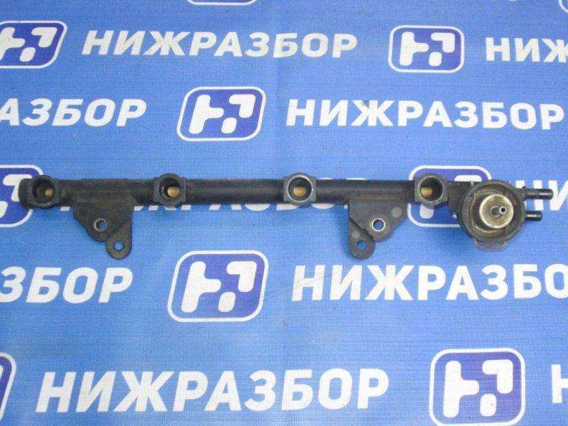Рампа топливная Ford Focus 1 СЕДАН 1.6 (CDDA) DURATEC ROCAM 2004 (б/у)