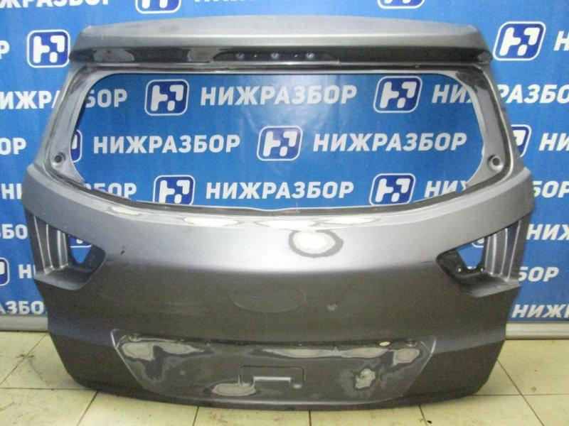 Дверь багажника Hyundai Creta 2016> (б/у)
