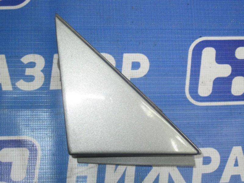 Накладка переднего крыла Chery Qq6 S21 1.3 (SQR473F) 2007 передняя левая (б/у)