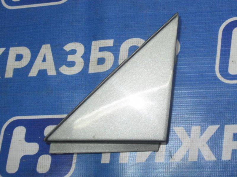 Накладка переднего крыла Chery Qq6 S21 1.3 (SQR473F) 2007 передняя правая (б/у)