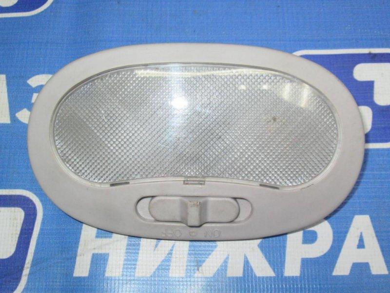 Плафон салонный Chery Qq6 S21 1.3 (SQR473F) 2007 (б/у)