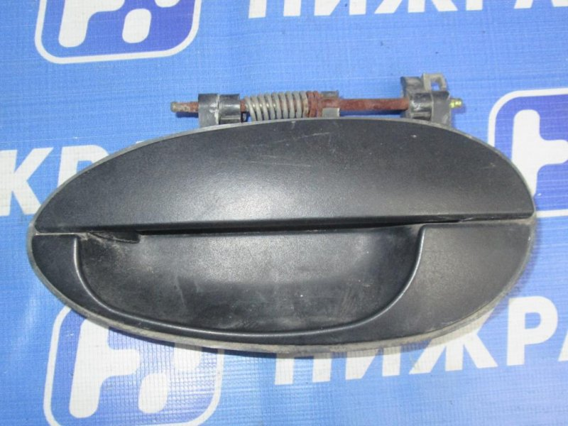 Ручка двери Chery Qq6 S21 1.3 (SQR473F) 2007 задняя левая (б/у)