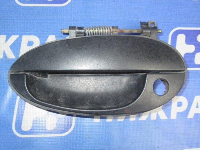 Ручка двери Chery Qq6 S21 1.3 (SQR473F) 2007 передняя левая (б/у)