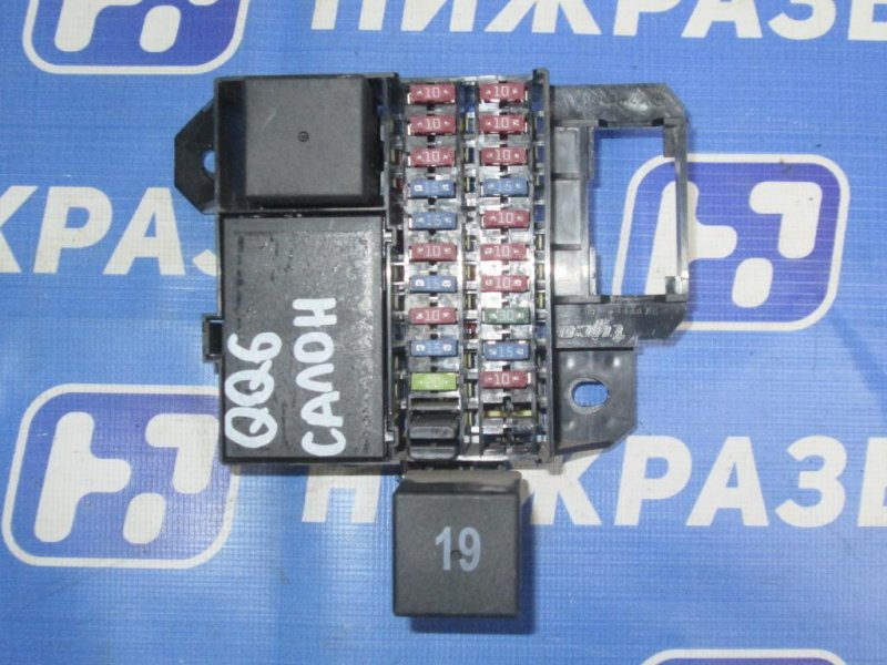 Блок предохранителей Chery Qq6 S21 1.3 (SQR473F) 2007 (б/у)