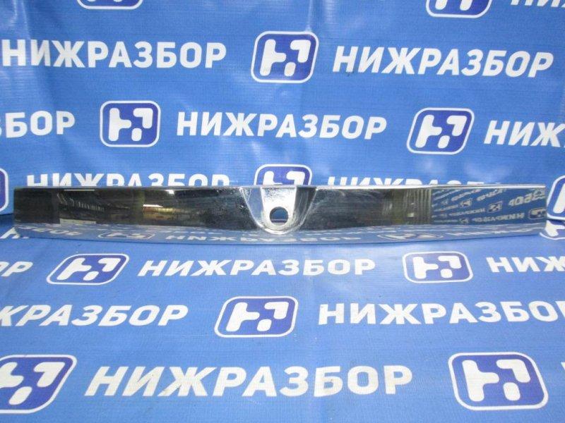 Накладка двери багажника Chery Qq6 S21 1.3 (SQR473F) 2007 (б/у)