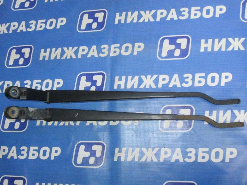 Поводок стеклоочистителя к-кт Chery Qq6 S21 1.3 (SQR473F) 2007 (б/у)