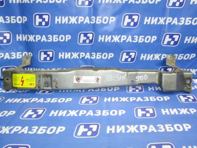 Панель передняя, телевизор Chery Qq6 S21 1.3 (SQR473F) 2007 передний (б/у)