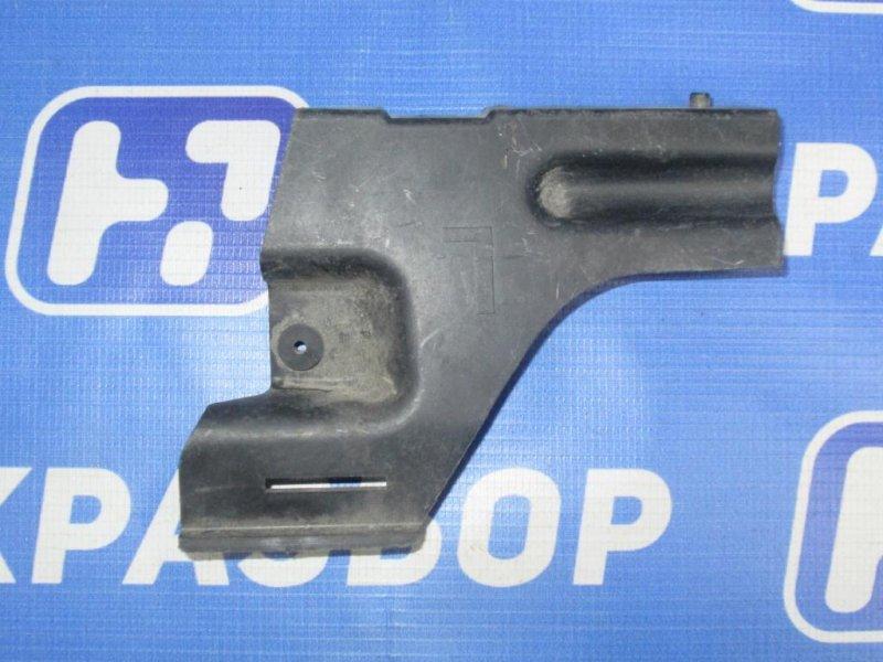 Кронштейн бампера Chevrolet Aveo T200 2003 передний левый (б/у)