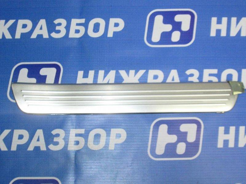Накладка порога (внутренняя) Mercedes M-Class W166 2011> (б/у)