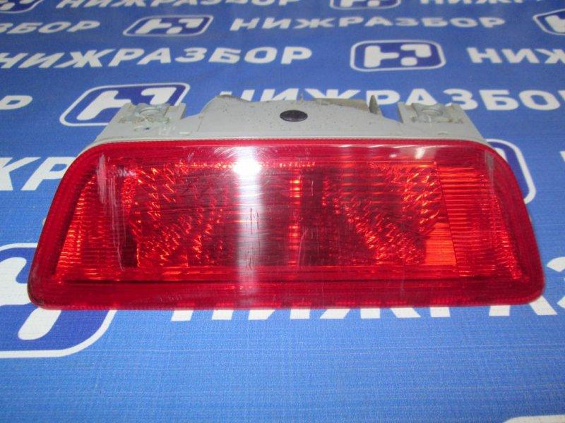 Фонарь противотуманный Nissan X-Trail T31 2007 задний (б/у)