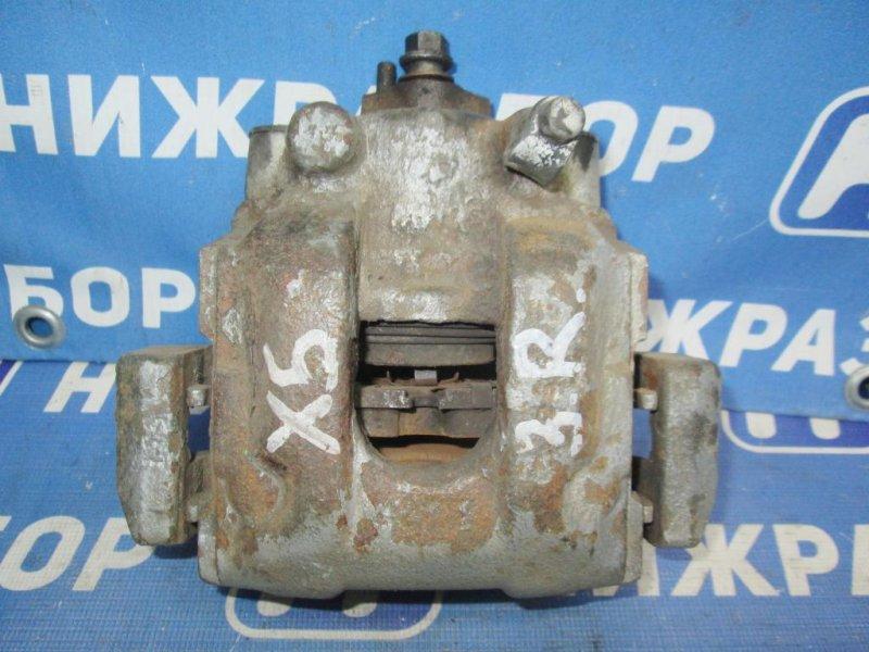 Суппорт Bmw X5 E53 2000 задний правый (б/у)