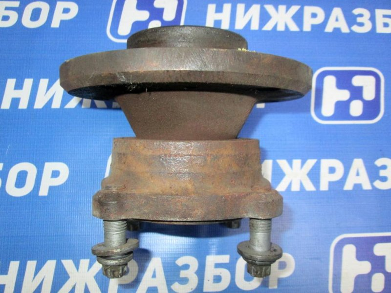 Ступица Bmw X5 E53 2000 задняя (б/у)