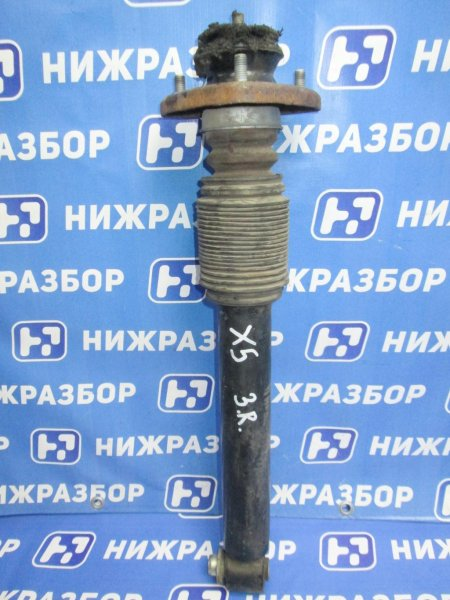 Амортизатор Bmw X5 E53 2000 задний правый (б/у)