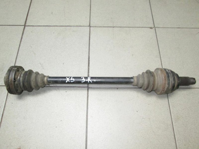 Привод Bmw X5 E53 2000 задний правый (б/у)