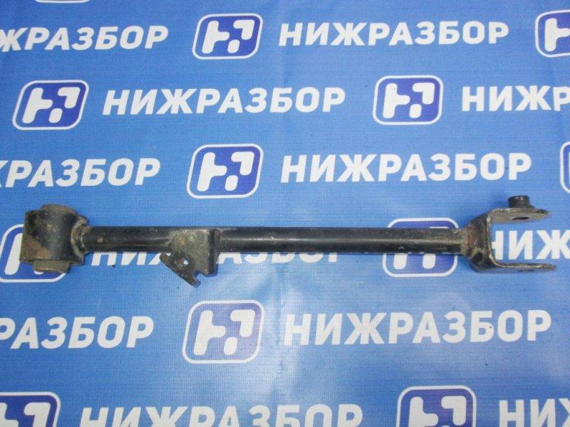 Тяга Honda Accord 8 2008 задняя левая нижняя (б/у)