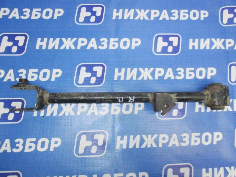 Тяга Honda Accord 8 2008 задняя правая нижняя (б/у)