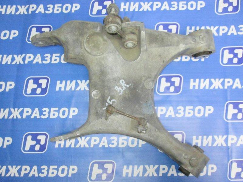 Рычаг Bmw X5 E53 2000 задний правый нижний (б/у)