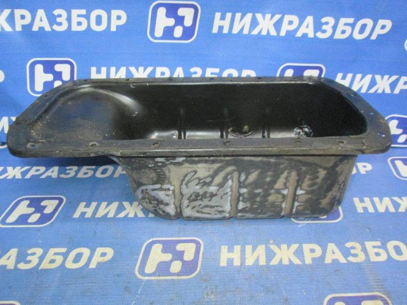 Поддон масляный двигателя Citroen C3 2002 (б/у)