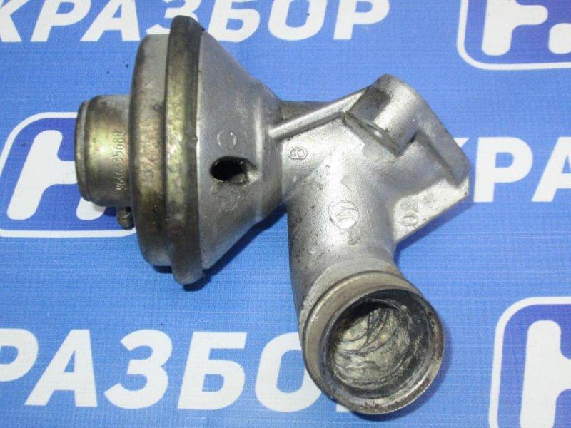 Клапан рециркуляции выхлопных газов Citroen C3 2002 (б/у)