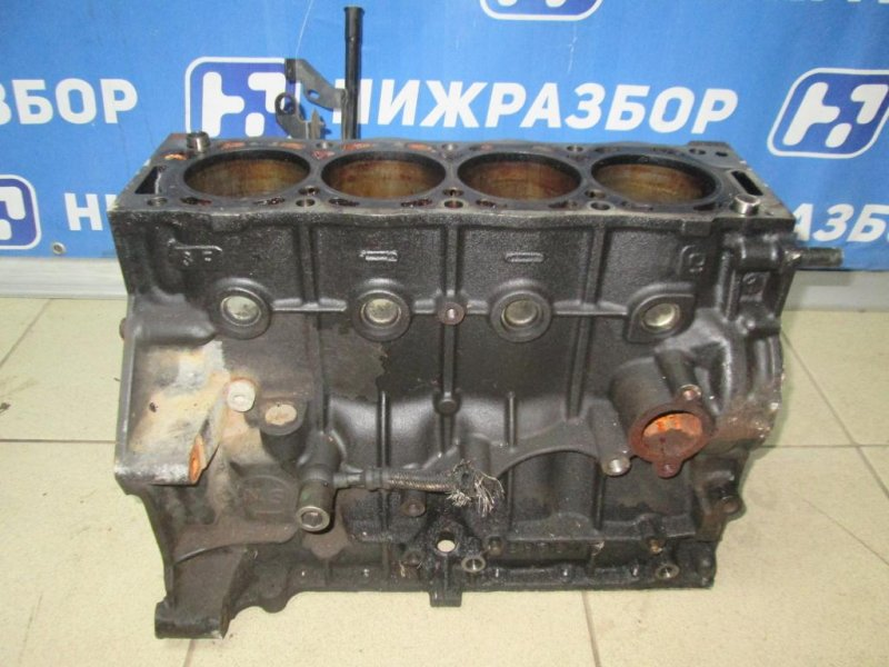Блок двигателя Citroen Xsara Picasso 1999 (б/у)