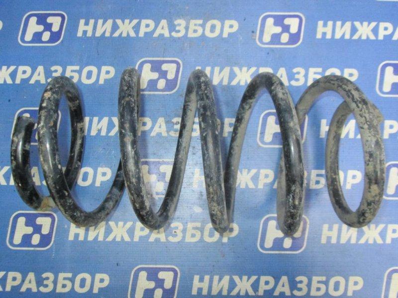 Пружина Bmw X5 E53 2000 передняя (б/у)