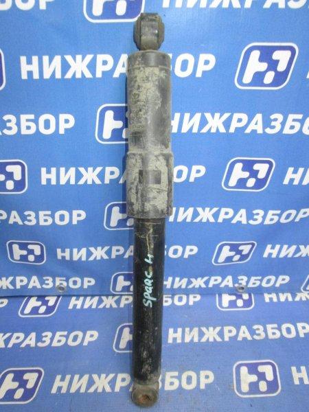 Амортизатор Chevrolet Spark 2005 задний (б/у)