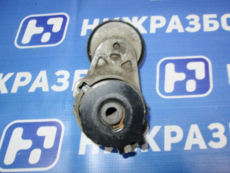Кронштейн ролика-натяжителя руч. ремня Opel Astra H 2004 (б/у)
