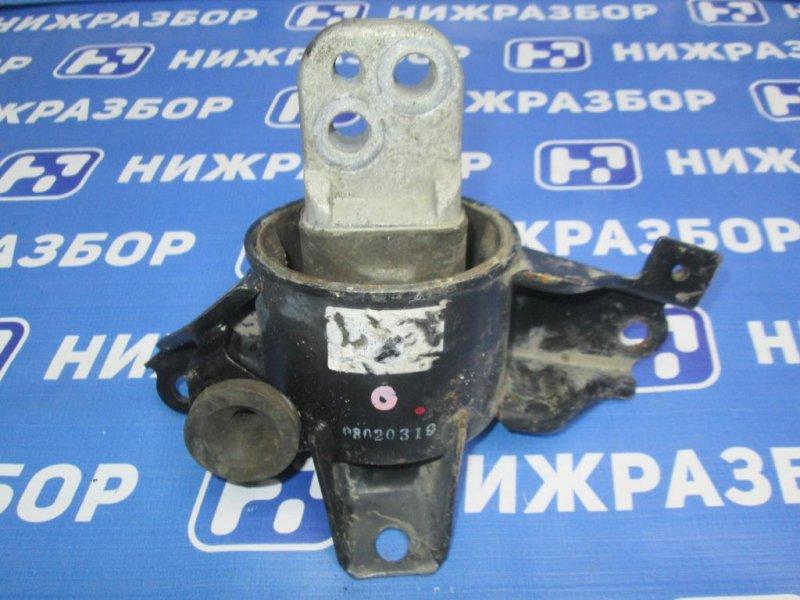 Опора двигателя Hyundai Elantra HD 2006 левая (б/у)