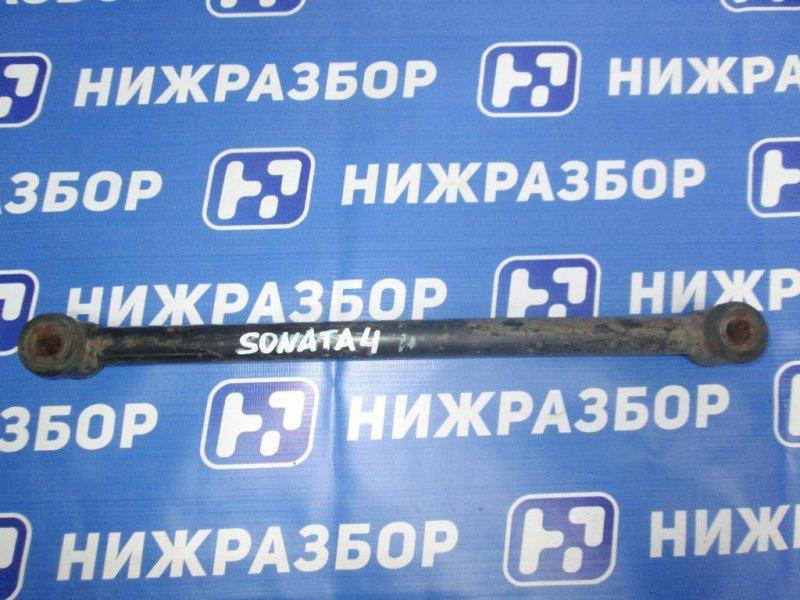 Тяга Hyundai Sonata 4 EF 1998 задняя (б/у)