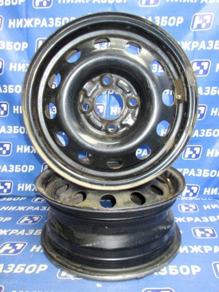 Диск штампованный Ford Focus 1 (б/у)