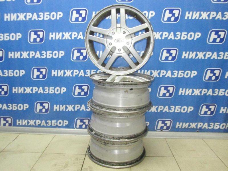 Диск литой к-кт Ford Focus 1 СЕДАН 2.0 SPLIT PORT 2000 (б/у)