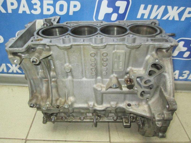 Блок двигателя Peugeot 3008 P84 1.6T 10FJC 2017 (б/у)