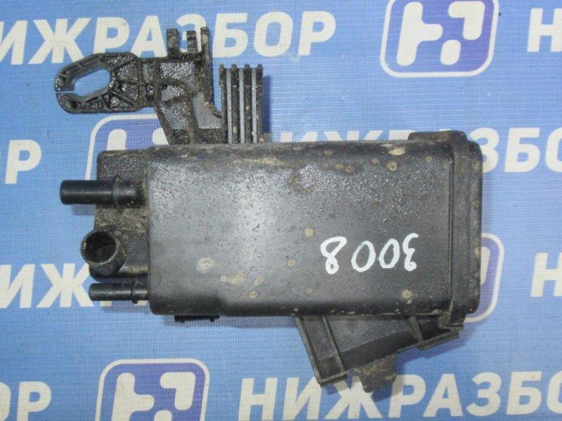 Абсорбер (фильтр угольный) Peugeot 3008 P84 1.6T 10FJC 2017 (б/у)