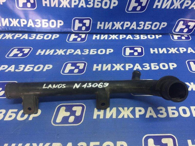 Трубка системы охлаждения Chevrolet Lanos 1.5 (A15SMS) 2006 (б/у)