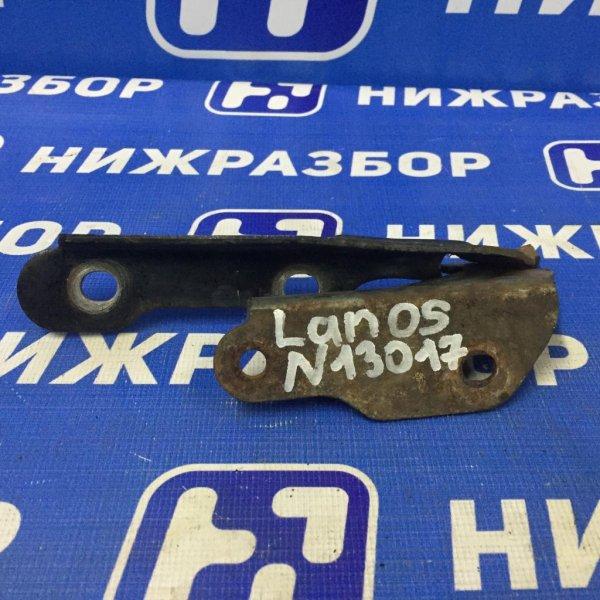 Петля капота Chevrolet Lanos 1.5 (A15SMS) 2006 правая (б/у)