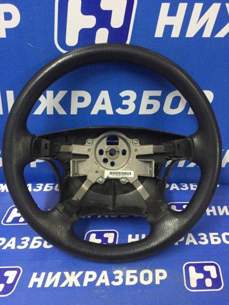 Руль Chevrolet Lanos 1.5 (A15SMS) 2006 (б/у)