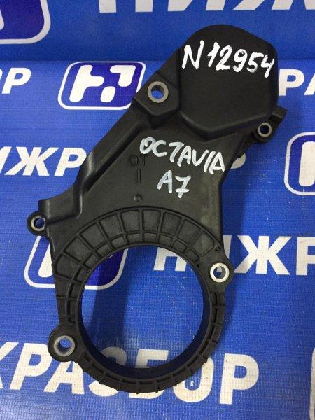 Кожух ремня грм Skoda Octavia A7 1.6 CWVA 2016 (б/у)