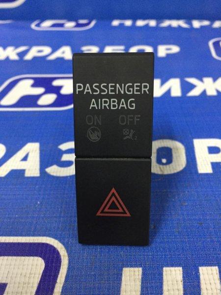 Кнопка аварийной сигнализации Skoda Octavia A7 1.6 CWVA 2016 (б/у)