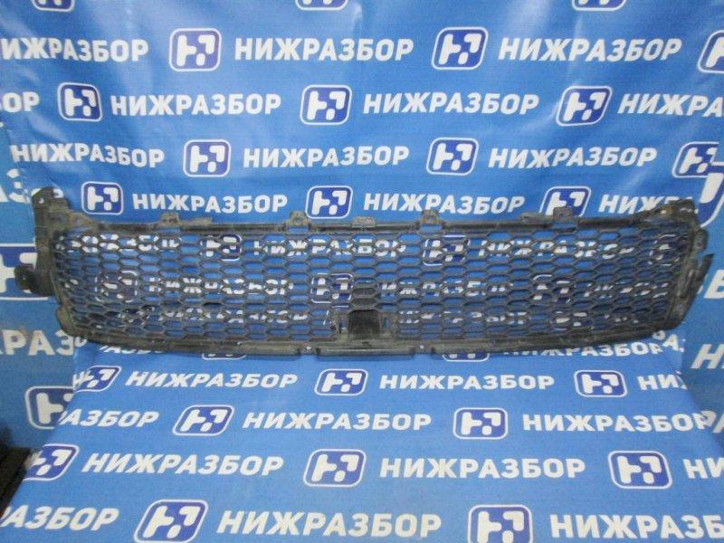 Решетка в бампер Mitsubishi Outlander Xl CW 2006 (б/у)